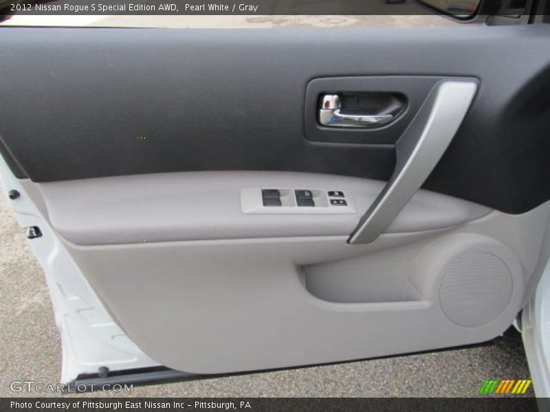 2012 nissan rogue s special edition awd in pearl white photo no 61362825. Black Bedroom Furniture Sets. Home Design Ideas