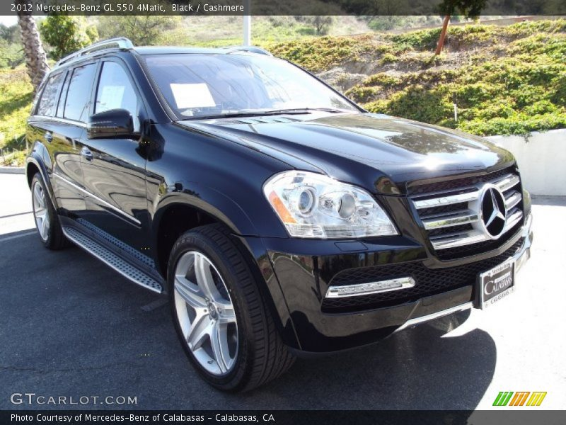 2012 mercedes benz gl 550 4matic in black photo no for Mercedes benz 550 gl