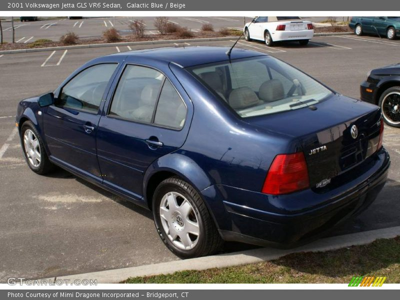 2001 volkswagen jetta gls vr6 sedan in galactic blue photo. Black Bedroom Furniture Sets. Home Design Ideas