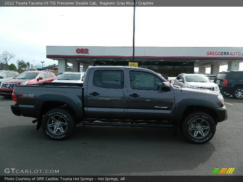 2012 toyota tacoma v6 tss prerunner double cab in magnetic gray mica photo no 62130297. Black Bedroom Furniture Sets. Home Design Ideas