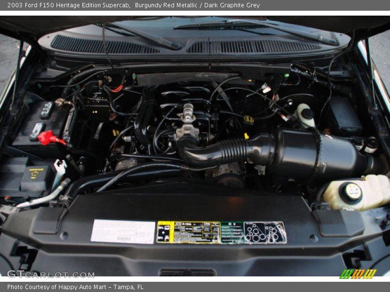 2003 F150 Heritage Edition Supercab Engine - 4.2 Liter OHV 12V Essex V6