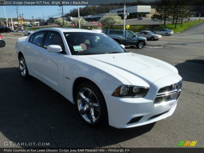 2012 dodge charger r t plus in bright white photo no. Black Bedroom Furniture Sets. Home Design Ideas