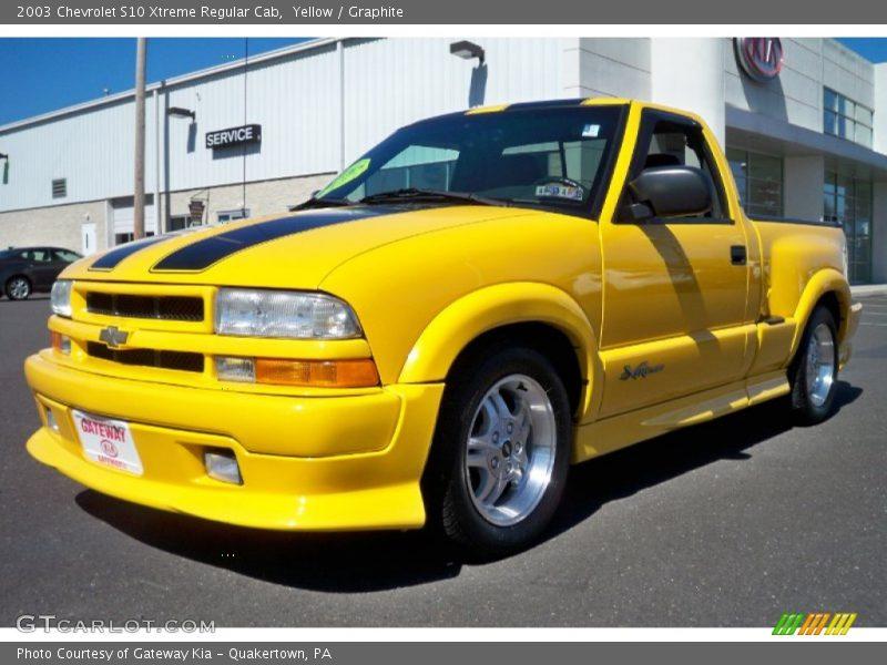 2003 Chevrolet S10 Xtreme