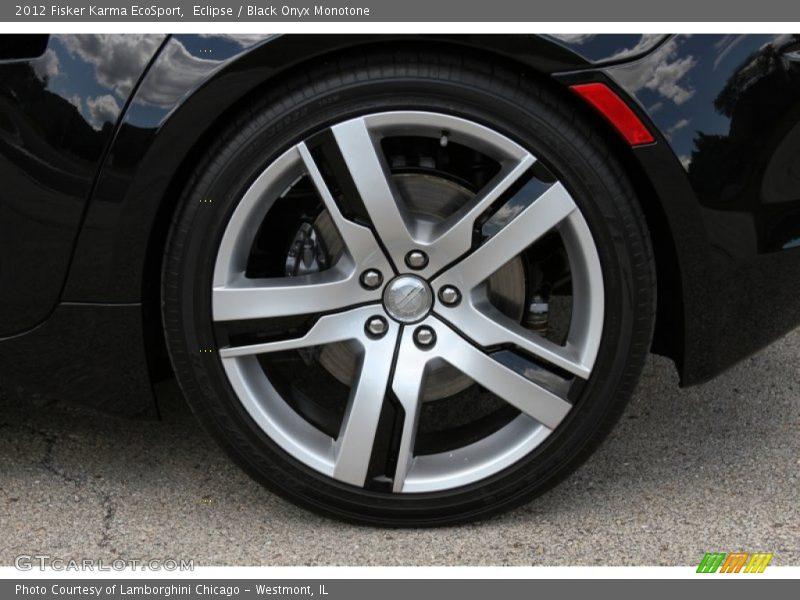 2012 Karma EcoSport Wheel