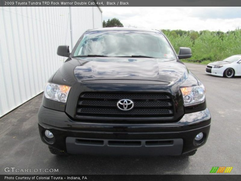 2009 toyota tundra trd rock warrior double cab 4x4 in. Black Bedroom Furniture Sets. Home Design Ideas