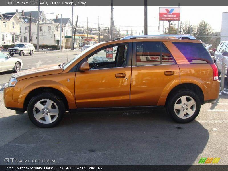 2006 saturn vue v6 awd in fusion orange photo no 6523518. Black Bedroom Furniture Sets. Home Design Ideas
