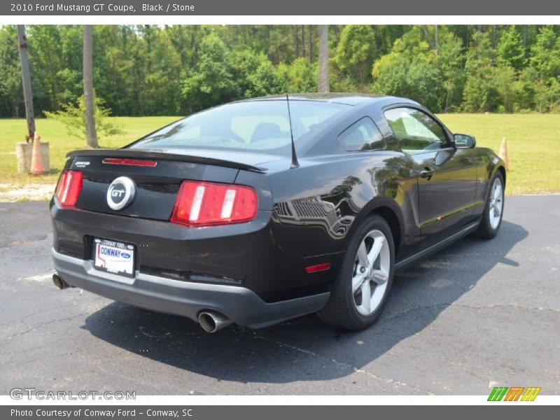 2010 ford mustang gt coupe in black photo no 65671516 for G stone motors used cars