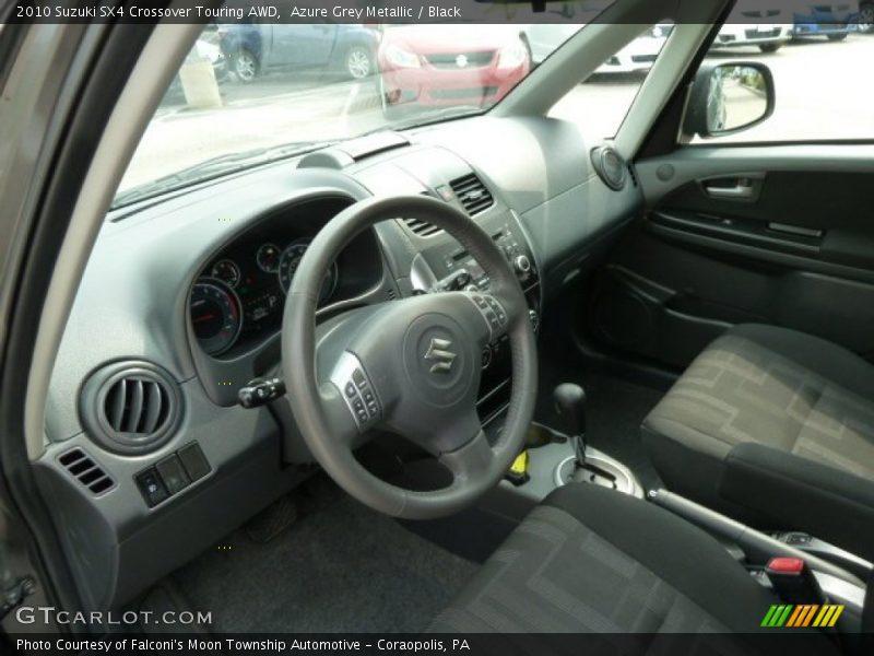 Suzuki Azure Grey Metallic