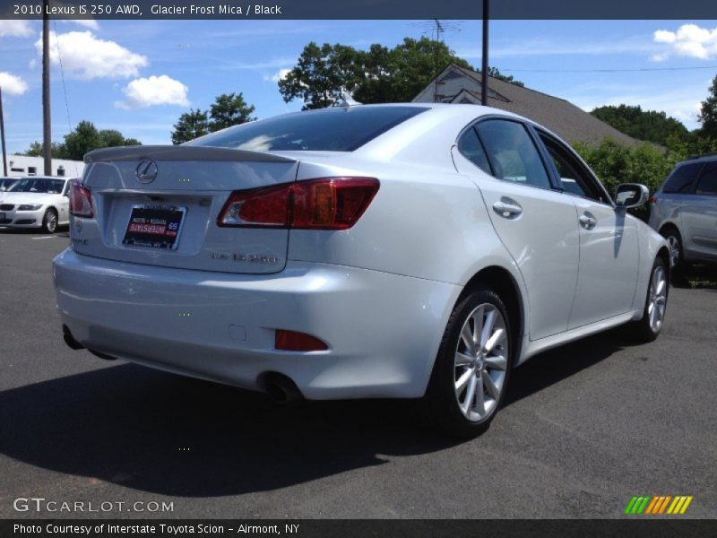 2010 lexus is 250 awd in glacier frost mica photo no. Black Bedroom Furniture Sets. Home Design Ideas