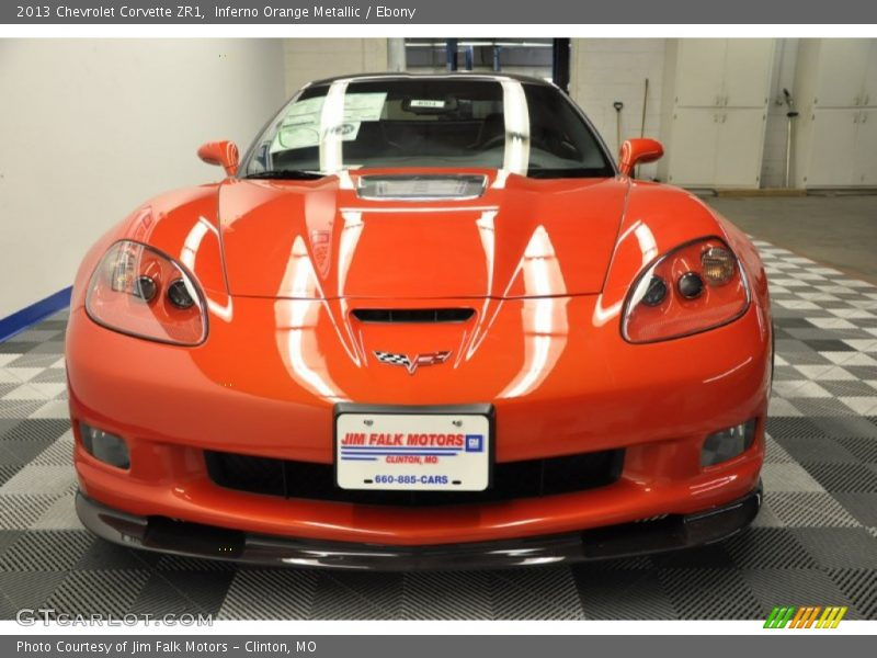 2013 Zr1 Orange Autos Post