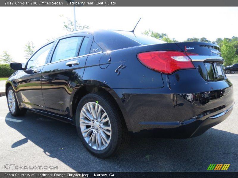 Used 2012 Chrysler 200 Limited FWD Sedan For Sale in ...  |2012 Chrysler 200 Limited Blackberry Pearl