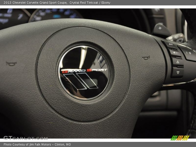 2013 corvette grand sport coupe logo photo no 66908335