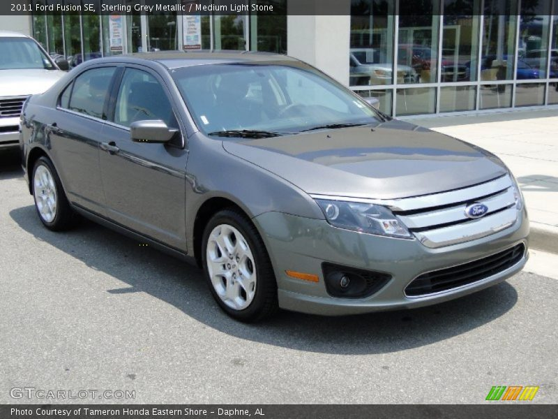 2011 ford fusion se in sterling grey metallic photo no 67552815. Black Bedroom Furniture Sets. Home Design Ideas