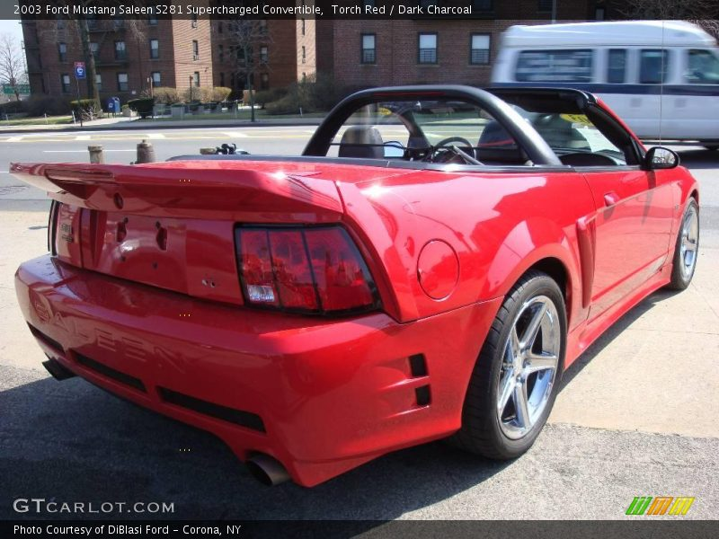 2003 ford mustang saleen s281 supercharged convertible in