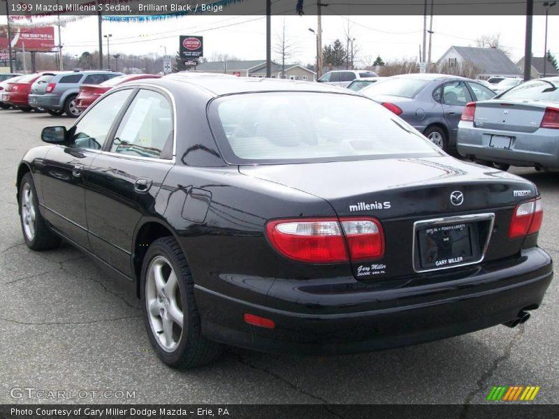 1999 mazda millenia s sedan in brilliant black photo no 6768832 gtcarlot com gtcarlot com