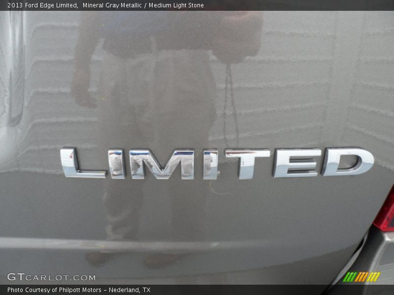 Limited - 2013 Ford Edge Limited