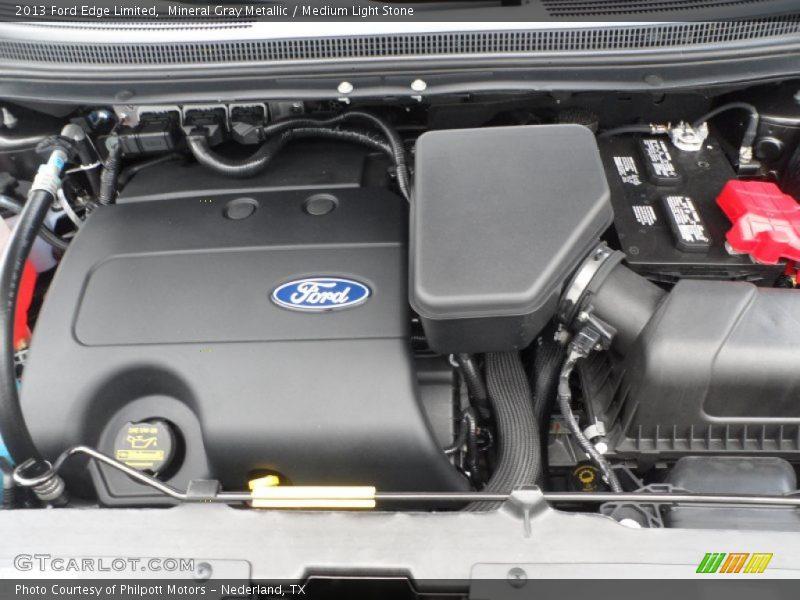 2013 Edge Limited Engine - 3.5 Liter DOHC 24-Valve Ti-VCT V6