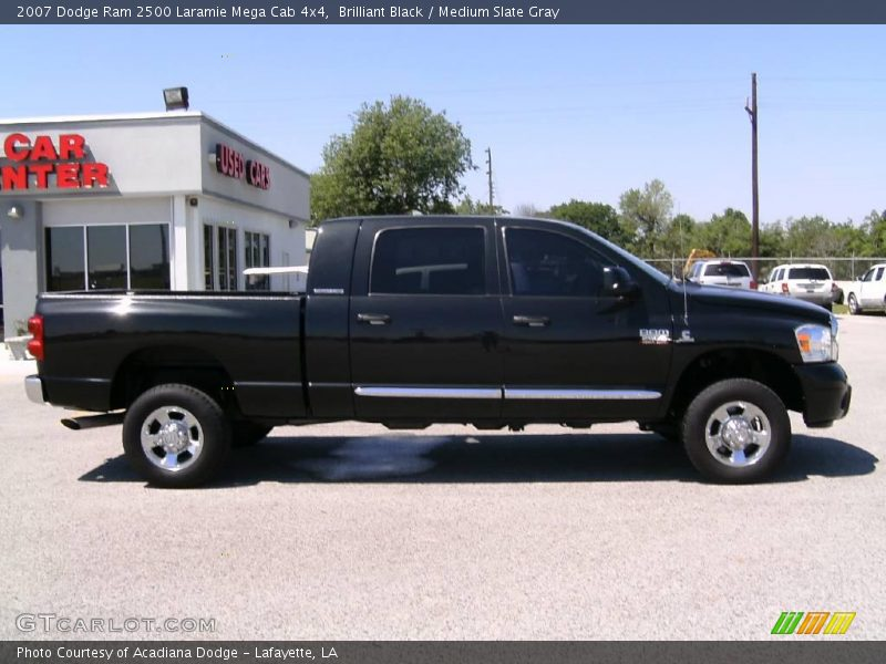 2007 dodge ram 2500 laramie mega cab 4x4 in brilliant. Black Bedroom Furniture Sets. Home Design Ideas