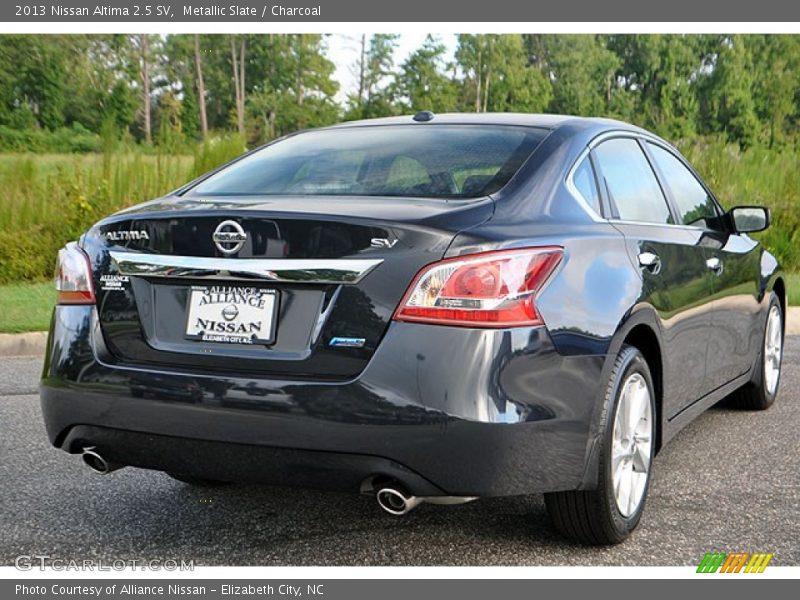 2013 Nissan Altima 2 5 Sv In Metallic Slate Photo No