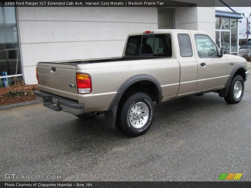 2008 Pueblo Gold Metallic Ford Ranger XL Regular Cab ...