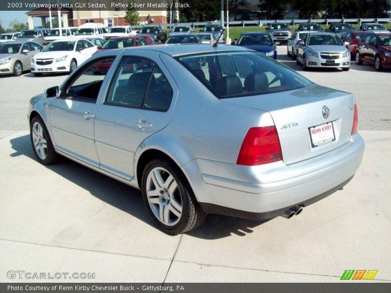 2003 volkswagen jetta glx sedan in reflex silver metallic. Black Bedroom Furniture Sets. Home Design Ideas