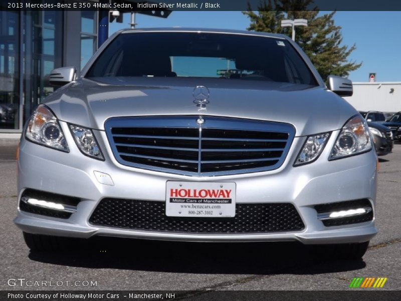 2013 mercedes benz e 350 4matic sedan in iridium silver for 2013 mercedes benz e350 4matic