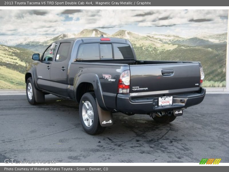 2013 toyota tacoma v6 trd sport double cab 4x4 in magnetic gray metallic photo no 71217937. Black Bedroom Furniture Sets. Home Design Ideas
