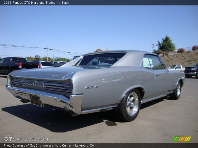 1966 GTO Hardtop Platinum