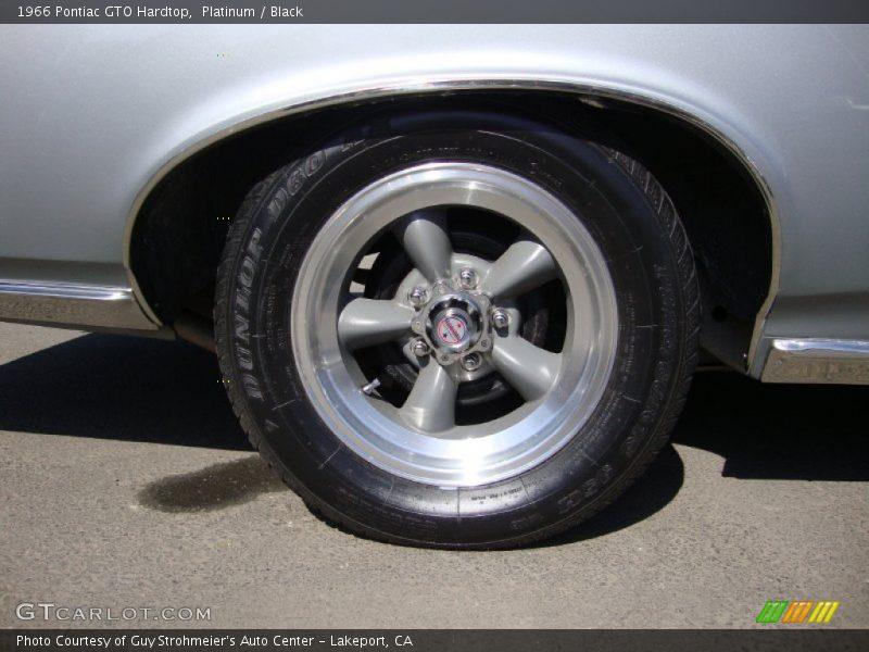 1966 GTO Hardtop Wheel