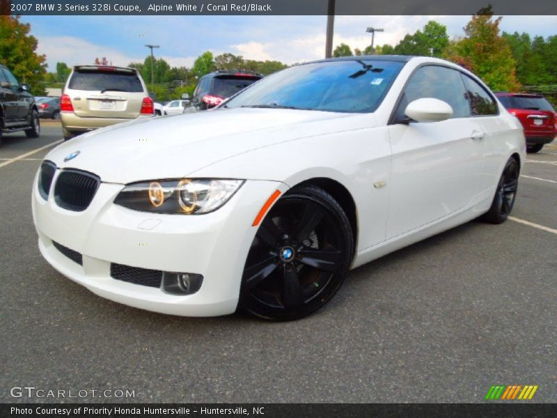 2007 bmw 3 series 328i coupe in alpine white photo no. Black Bedroom Furniture Sets. Home Design Ideas