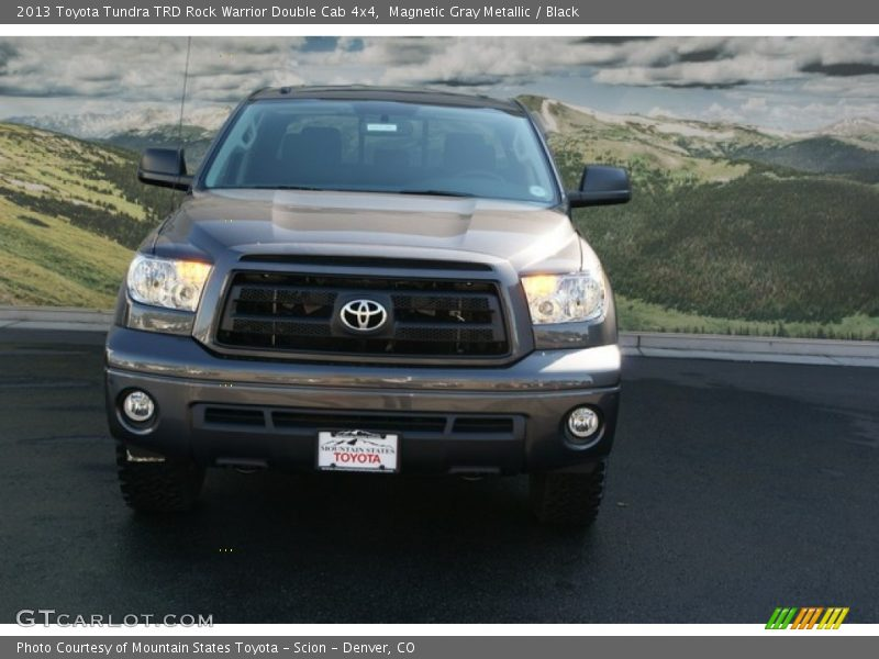 2013 toyota tundra trd rock warrior double cab 4x4 in magnetic gray metallic photo no 71523206. Black Bedroom Furniture Sets. Home Design Ideas