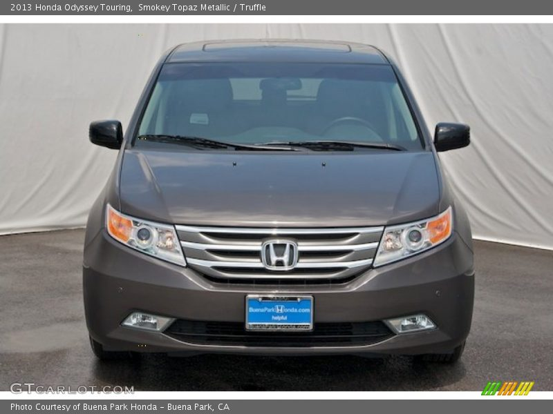 2013 honda odyssey touring in smokey topaz metallic photo no 72399182 gtcarlot