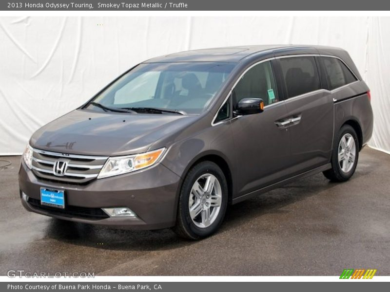 2013 honda odyssey touring in smokey topaz metallic photo no 72399201 gtcarlot