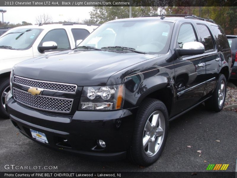 2013 chevrolet tahoe ltz 4x4 in black photo no 72660587. Black Bedroom Furniture Sets. Home Design Ideas