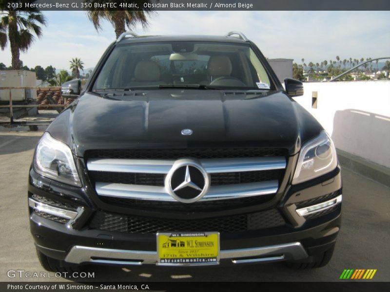 2013 mercedes benz gl 350 bluetec 4matic in obsidian black for Mercedes benz gl450 ski rack