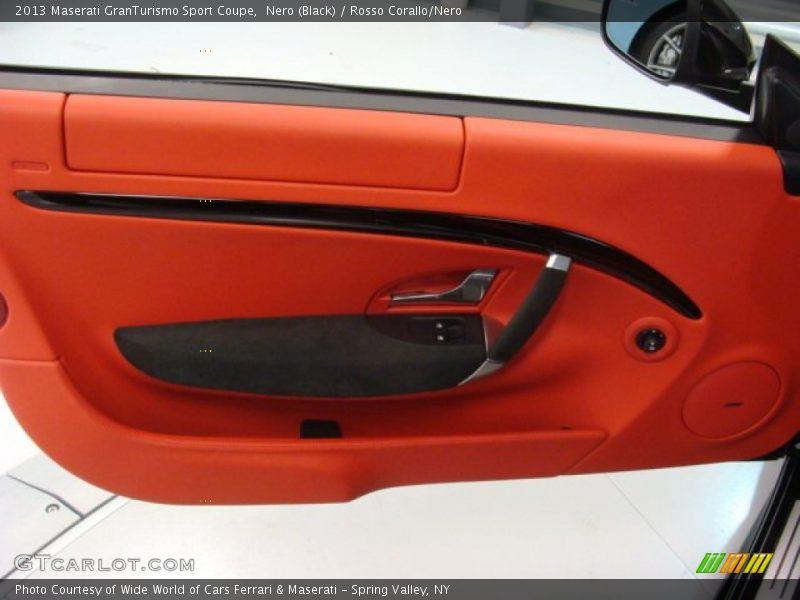 Door Panel of 2013 GranTurismo Sport Coupe