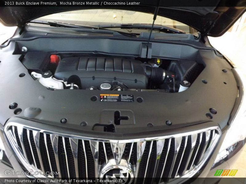 2013 Enclave Premium Engine - 3.6 Liter SIDI DOHC 24-Valve VVT V6