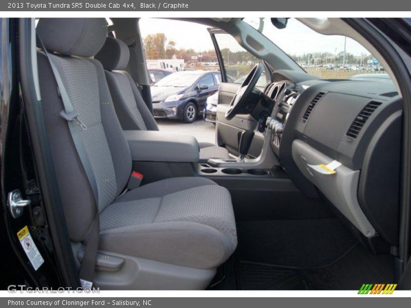 2013 Toyota Tundra Sr5 Double Cab 4x4 In Black Photo No