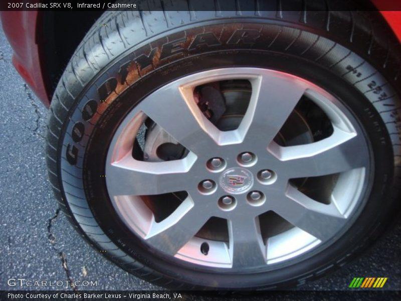 2007 SRX V8 Wheel