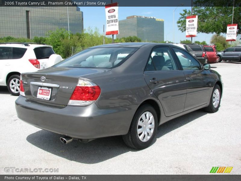 2006 toyota camry le in phantom gray pearl photo no 7425600. Black Bedroom Furniture Sets. Home Design Ideas