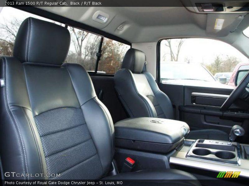 2013 1500 R/T Regular Cab R/T Black Interior