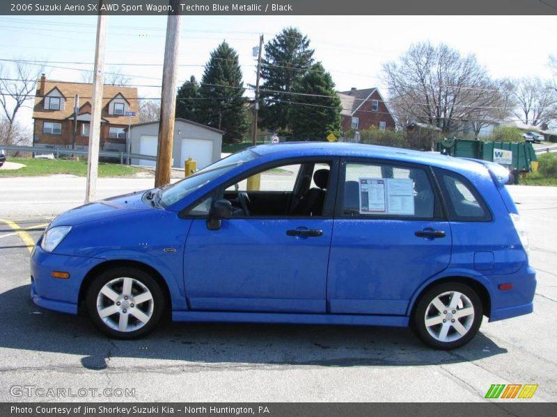 Suzuki Sx Awd Hatchback You