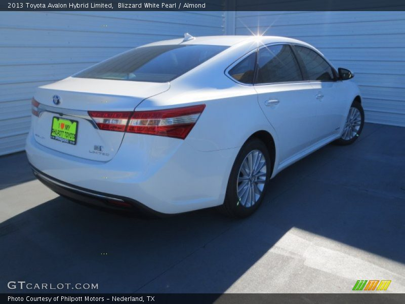 2013 toyota avalon hybrid limited in blizzard white pearl photo no 74921256. Black Bedroom Furniture Sets. Home Design Ideas