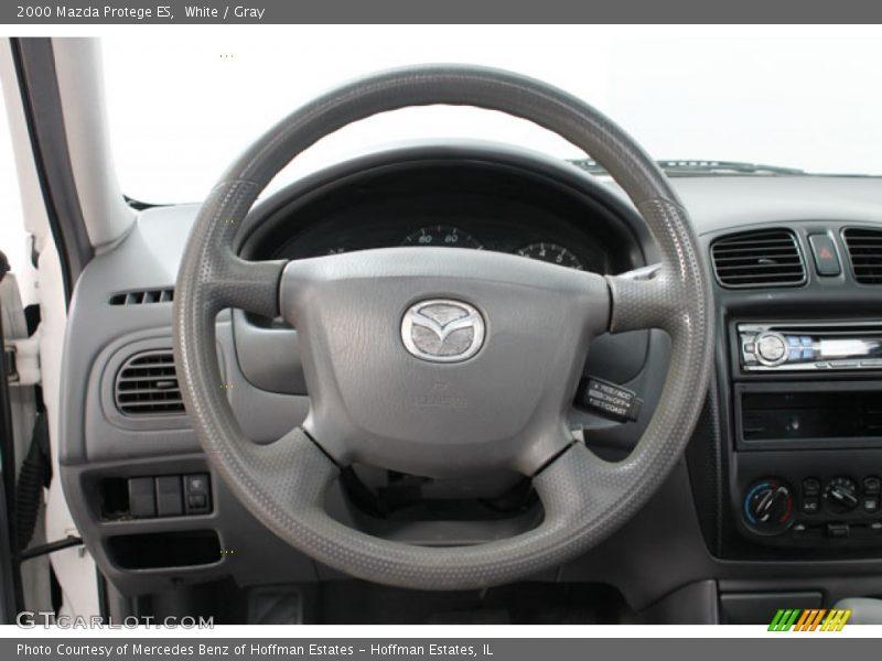 2000 Protege ES Steering Wheel