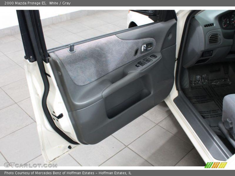 Door Panel of 2000 Protege ES