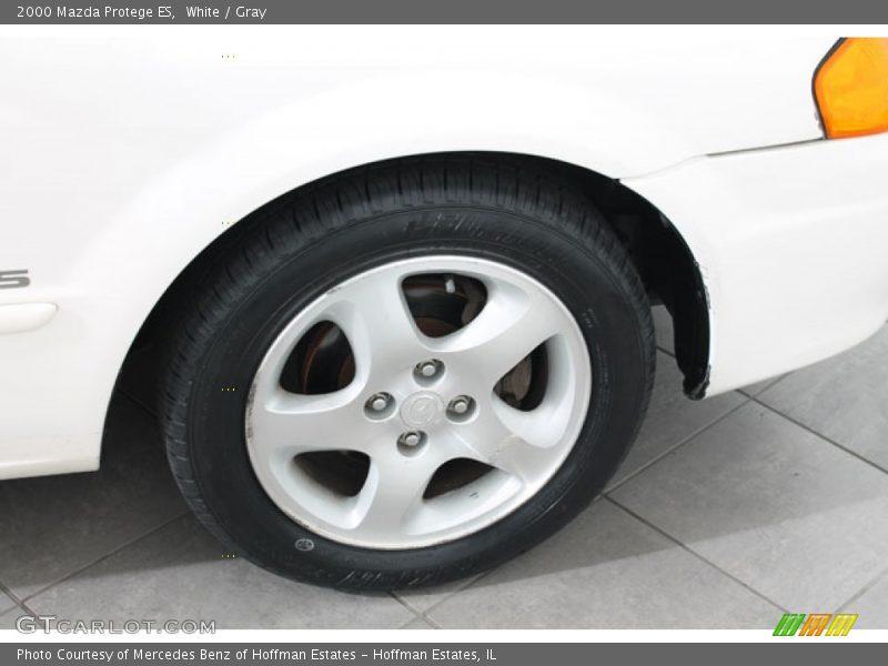 2000 Protege ES Wheel
