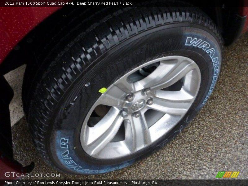 2013 1500 Sport Quad Cab 4x4 Wheel