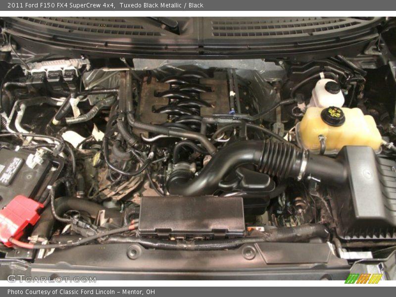 2011 f150 fx4 supercrew 4x4 engine 5 0 liter flex fuel for Motor ford f150 v8