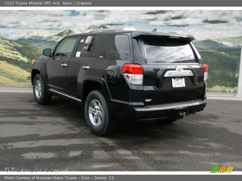 2013 toyota 4runner sr5 4x4 in black photo no 76414008. Black Bedroom Furniture Sets. Home Design Ideas