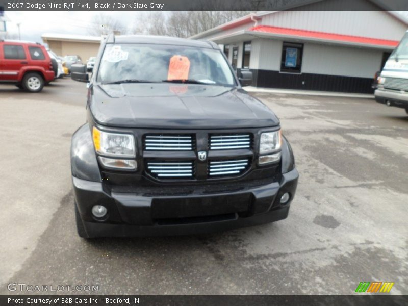 2007 dodge nitro r t 4x4 in black photo no 76610485. Black Bedroom Furniture Sets. Home Design Ideas